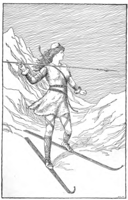 skadi_hunting_in_the_mountains_by_h-_l-_m