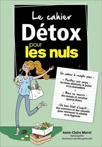 le-cahier-detox-pour-les-nuls