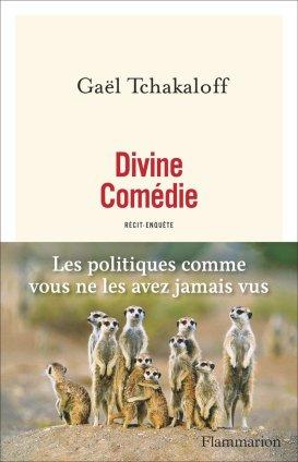 «Divine Comédie» de Gaël Tchakaloff