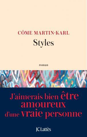 styles de Côme Martin-Karl