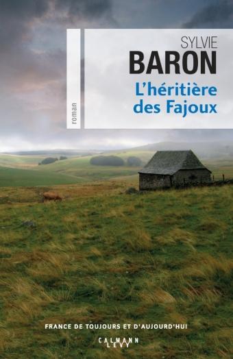 «L_Héritière des Fajoux» de Sylvie Baron