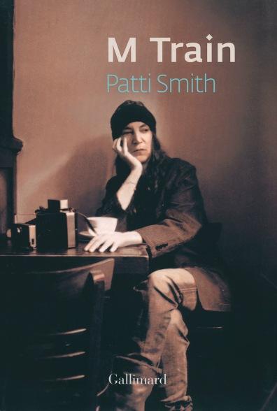 M train de patti Smith