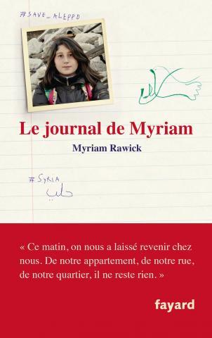 « Le journal de Myriam » de Myriam Rawick