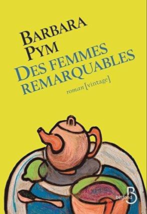 «Des femmes remarquables» de Barbara PYM