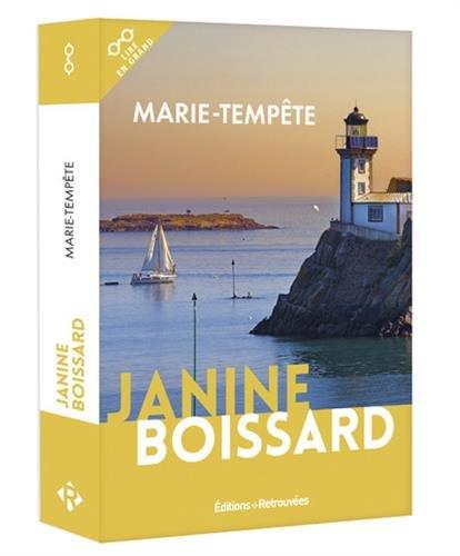 «Marie-Tempête» de Janine Boissard